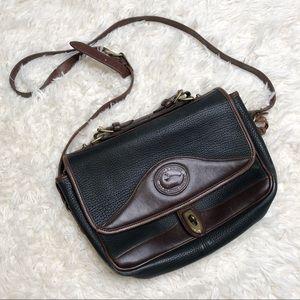 Vintage Dooney & bourke black brown Bag Purse